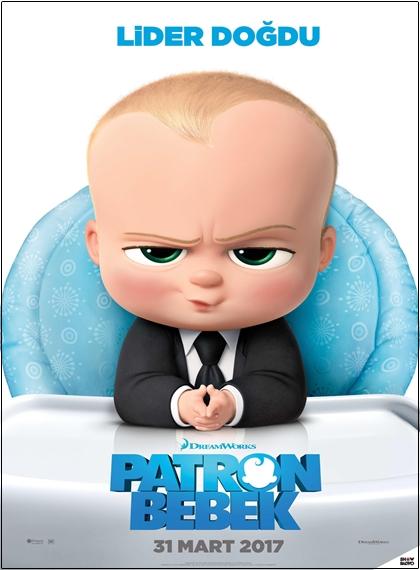 Patron Bebek - The Boss Baby | 2017 | HDRip XviD | Türkçe Dublaj