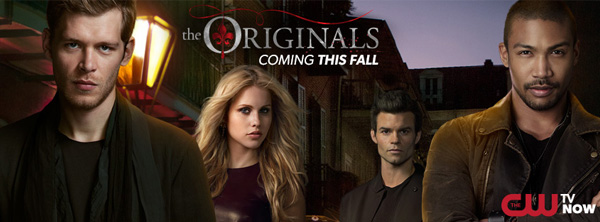 The Originals 1.Sezon Tüm Bölümler ( BRRip XviD ) Türkçe Dublaj